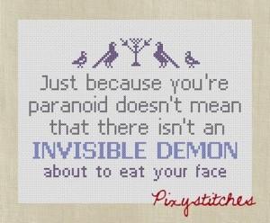 Invisible Demon Sampler