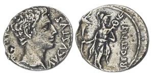 denarius-augustus-mars