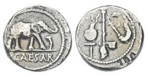 denarius-julius-caesar-elephant