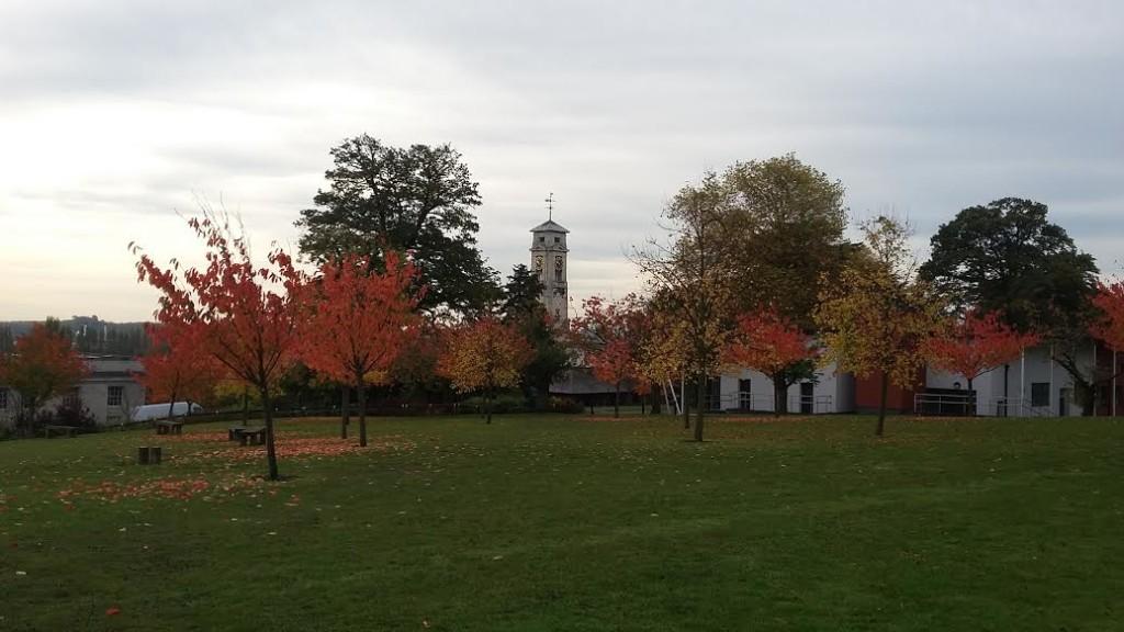 Nottingham campus
