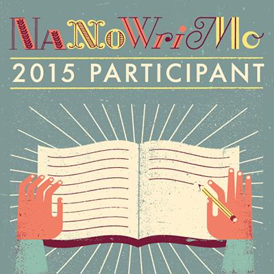 NaNo 2015 participant