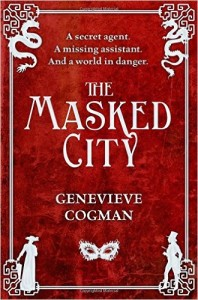 The Masked City cover