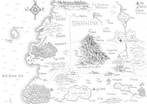 Map of Seraphina