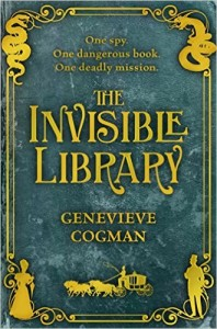 The Invisible Library cover