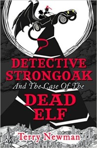 Detective Strongoak cover