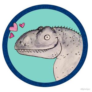 Dino loving