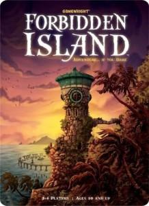 Forbidden Island art