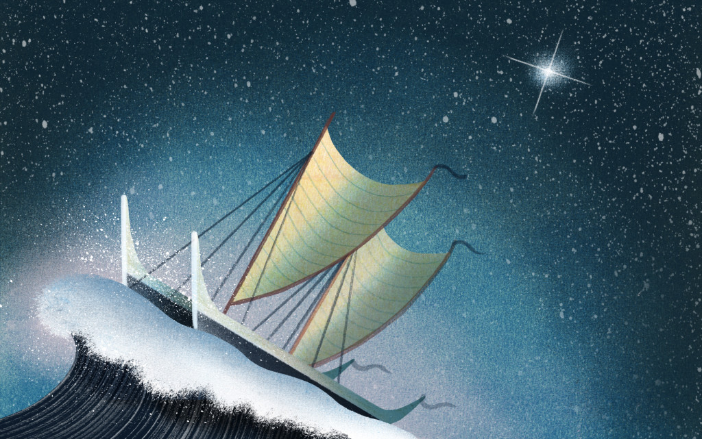Sky Ship by eleanor taylor
