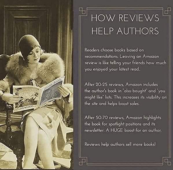 Vintage reviews