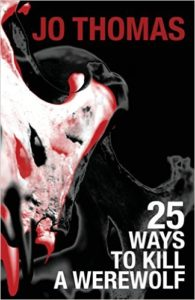 25 ways to kill a werewolf cover