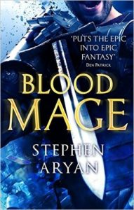 Bloodmage cover