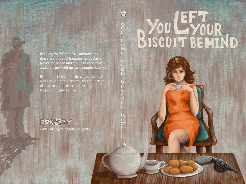 You left your biscuit behind front cover