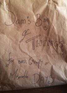 sam's bag of mystery