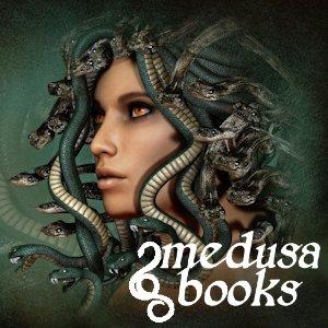 medusa books logo