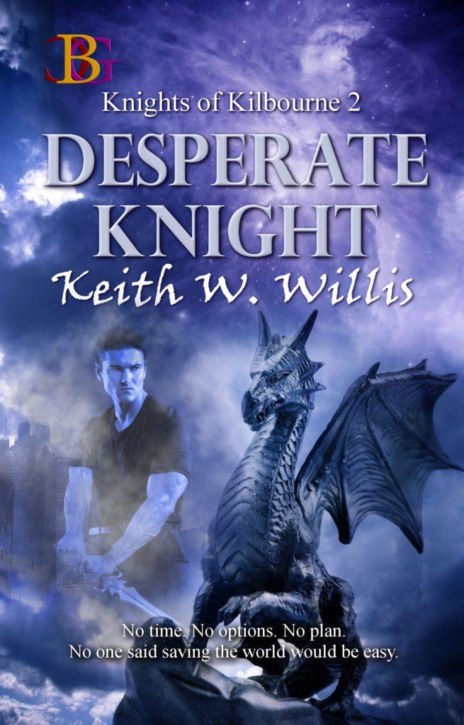 desperate knight cover