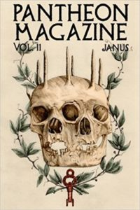 pantheon magazine janus edition cover
