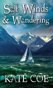 Salt winds and wandering front cover