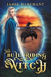 The bull-riding witch cover
