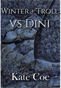 winter + troll vs dini cover