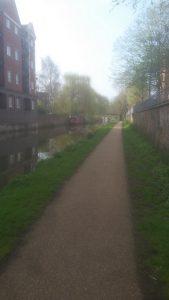 Oxford canal walk