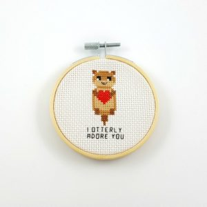 I otterley adore you sampler