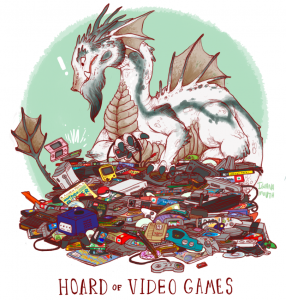 Games hoard dragon