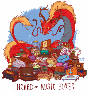 Music Box hoard