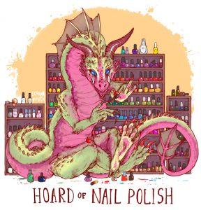Nail Polish hoard