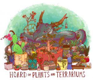 Terrarium Hoard