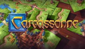 Carcassonne app loading screen