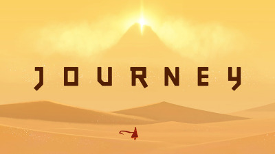 Journey video game logo