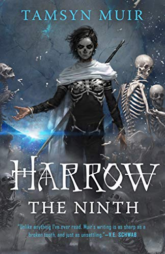 Harrow of the Ninth cover