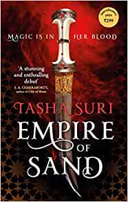 Empire of sand cover